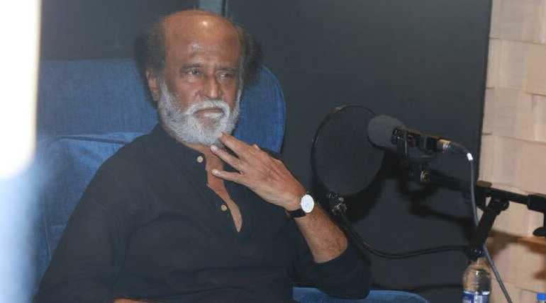 Rajinikanth started Dubbing For Kaala