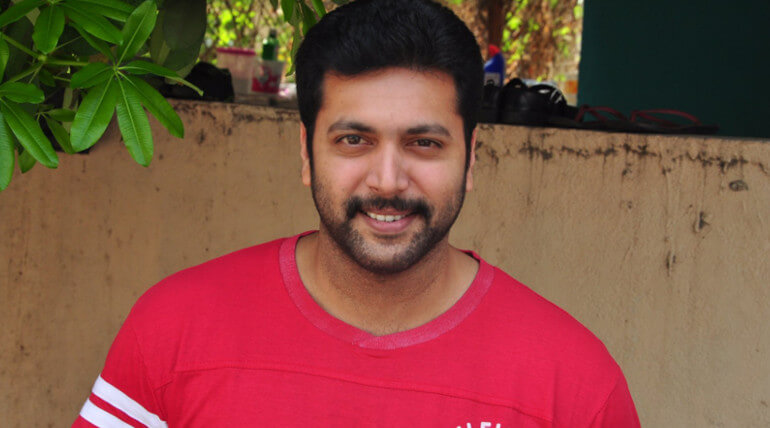 Jayam Ravi Teams Up With Kattapava Kaanom Director Mani Seiyon
