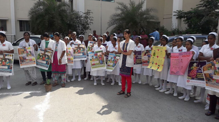 leprosy awareness program Coimbatore still 2