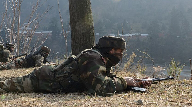 Pakistan continuously violating the ceasefire of Indian BSF for the past three days General News List