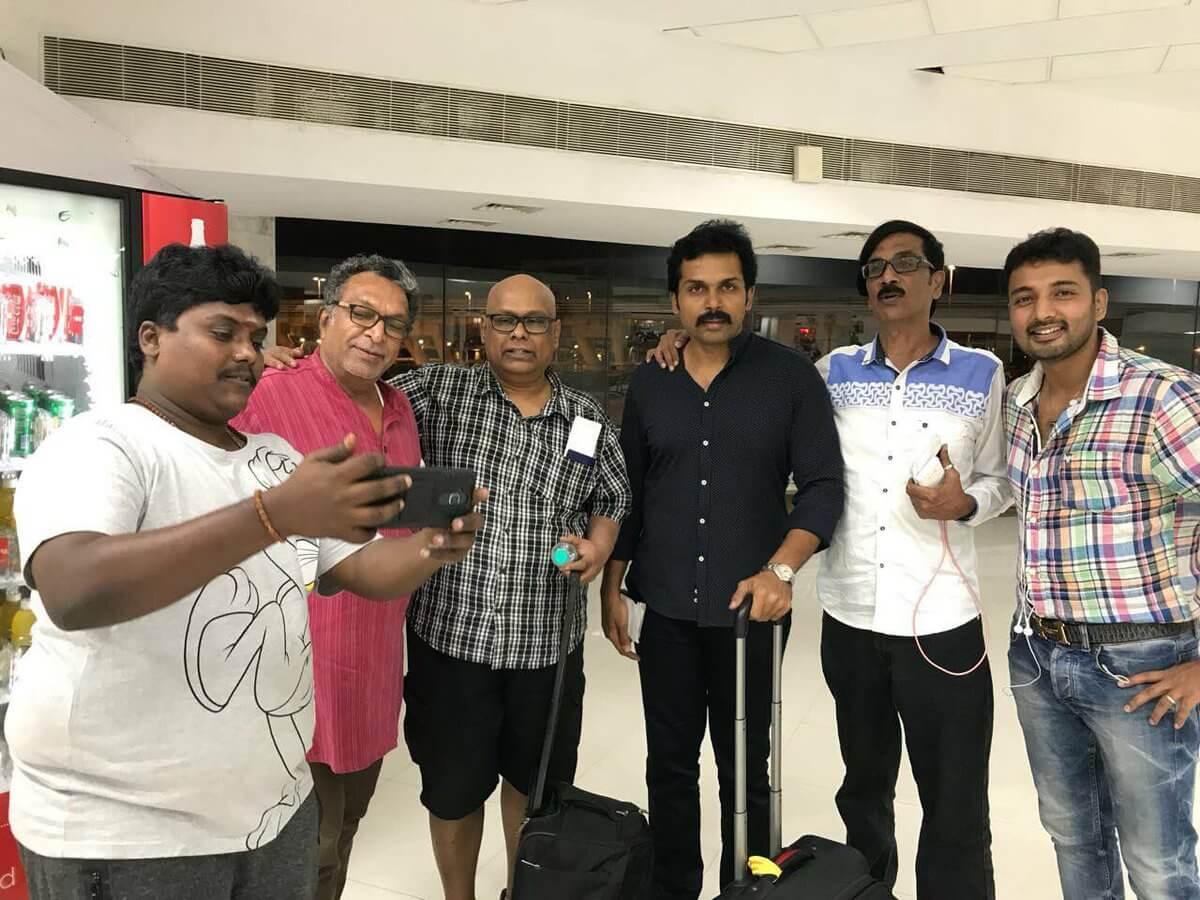 Celebrities Heading To Malaysia For Natchathira Vizha still2
