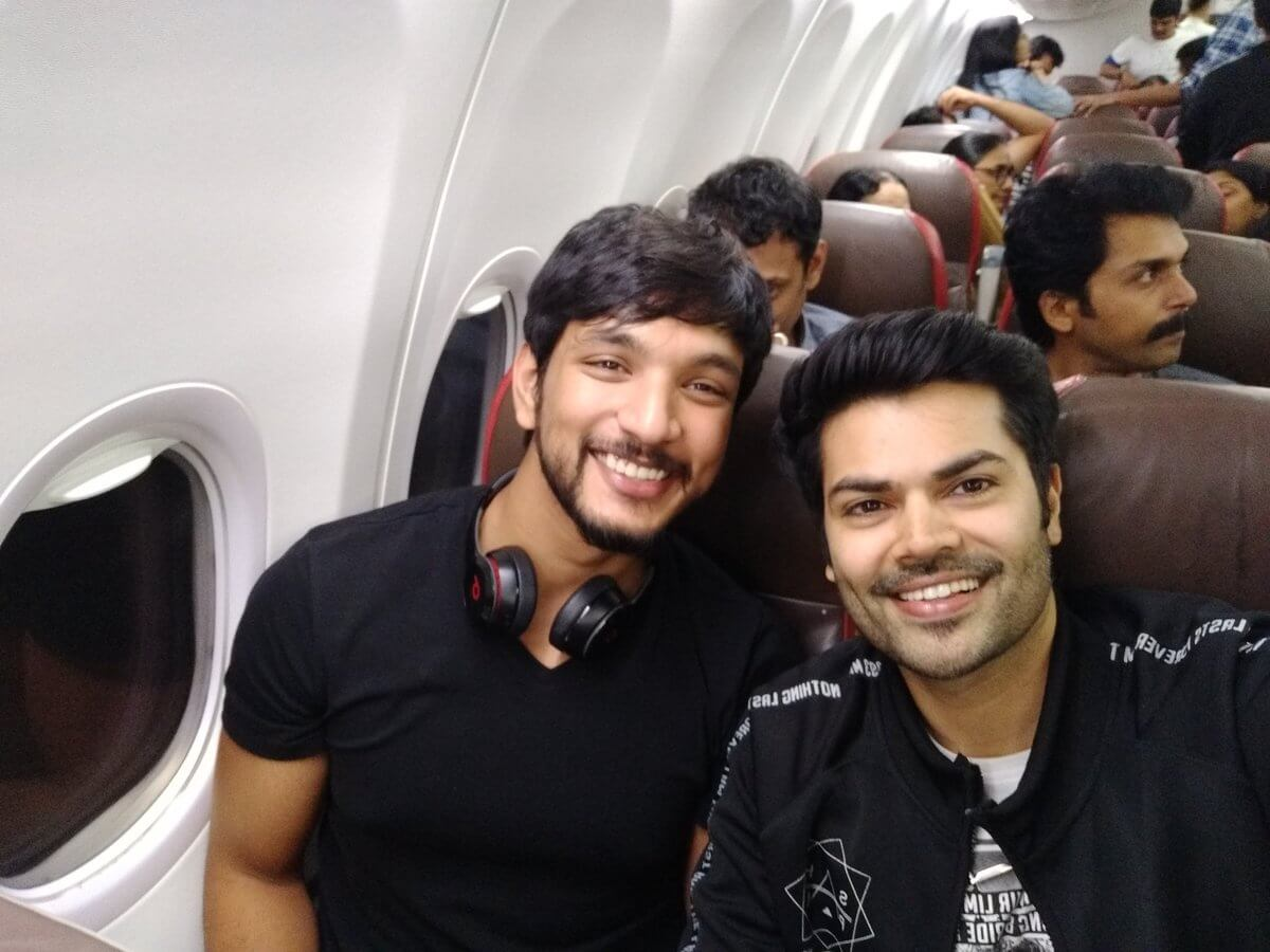 Celebrities Heading To Malaysia For Natchathira Vizha still6