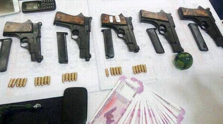Chennai Gun Smugglers Involved In Funding PAK Terrorists