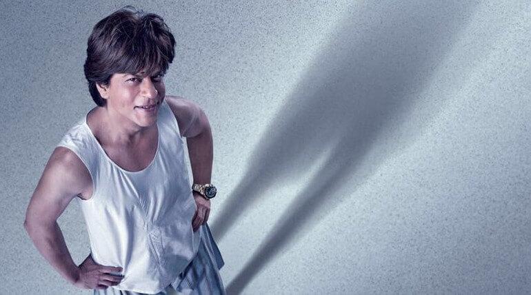 Superstar Shah Rukh Khan New Avatar For His Movie Zero