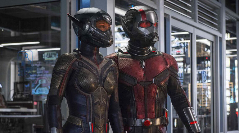 Ant Man And The Wasp First Official Trailer