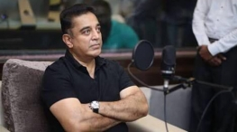 Kamal Haasan Starts Dubbing Vishwaroopam 2