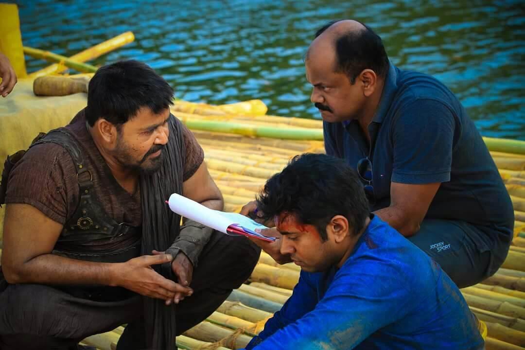 Kayamkulam kochunni spot still,credit-Sree Gokulam Films