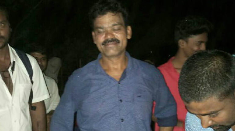 Binu The Most Wanted Criminal Surrendered To Police