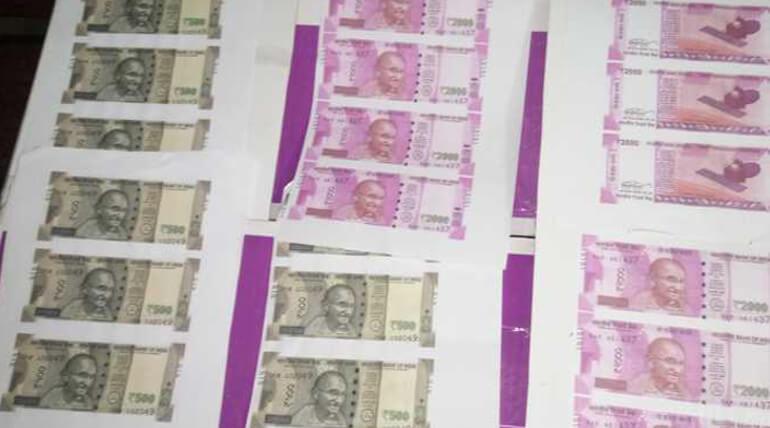 Police Nabbed Another Three For Circulating Fake Rupee Bills