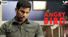 Irumbu Thirai Angry Bird Video Song Promo