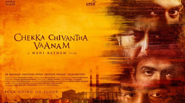 Arun Vijay In Manirathnam Multi Starer Chekka Chivantha Vaanam
