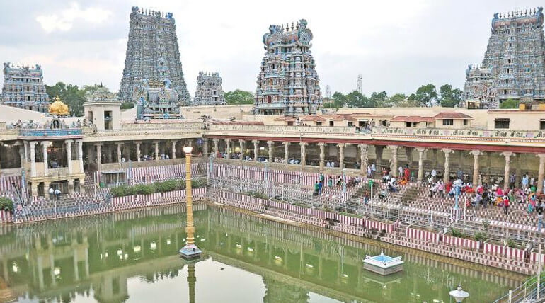 High Court Banned Mobile Phones Inside Meenakshi Amman Temple