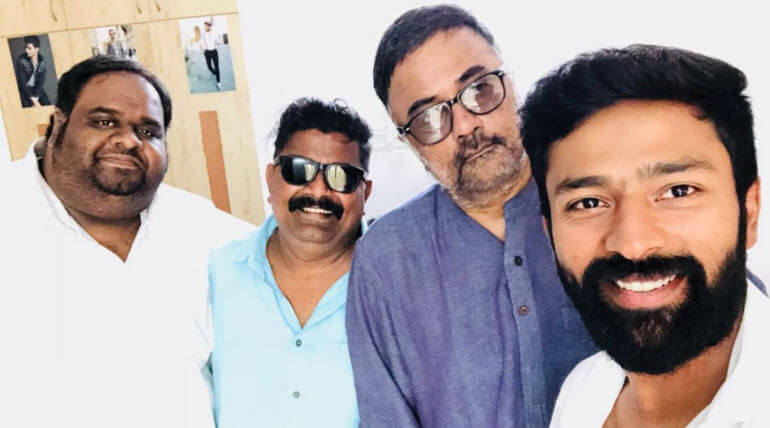 Santhanu grabbed a project with director Mysskin
