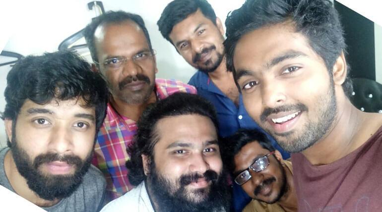 G V Prakash Kuppathu Raja Shooting Ended