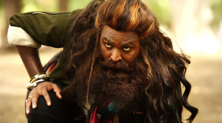 Vijay Sethupathi Laabam Movie First Look, Image VSP Productions