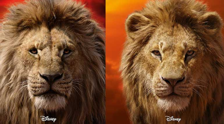 SRK And Aryan Voice Over For The Lion King Hindi Version