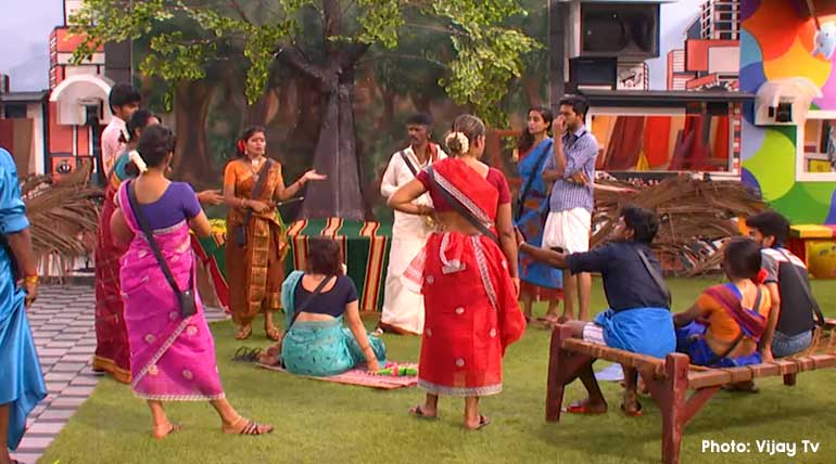 Bigg Boss Tamil Season 3 Village Show Exposed Realistic Characters