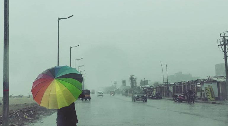 Northeast Monsoon Fetched only 30cm of Rain For Chennai
