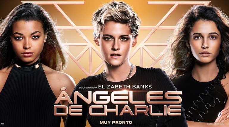 Charlies Angels Steps Off the Box office With 28 Million Dollar collection