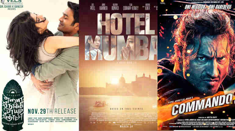 Movies Releasing this Friday, November, 22, 2019.