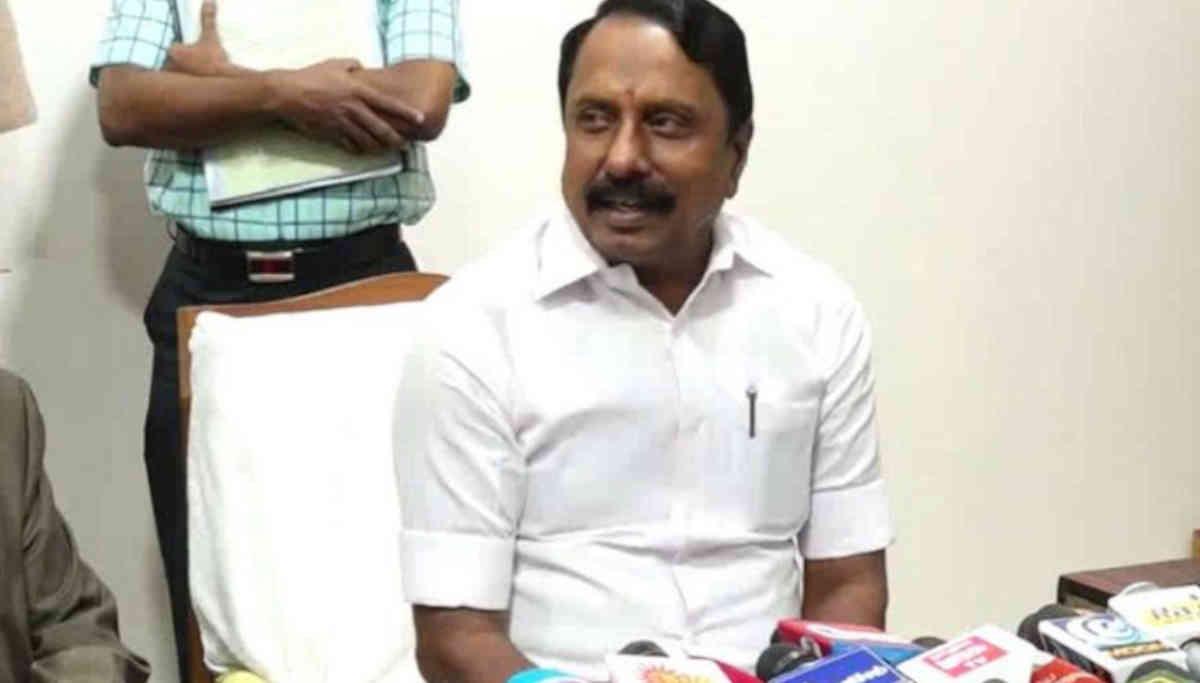 Education Minister of Tamil Nadu- K A Sengottaiyan