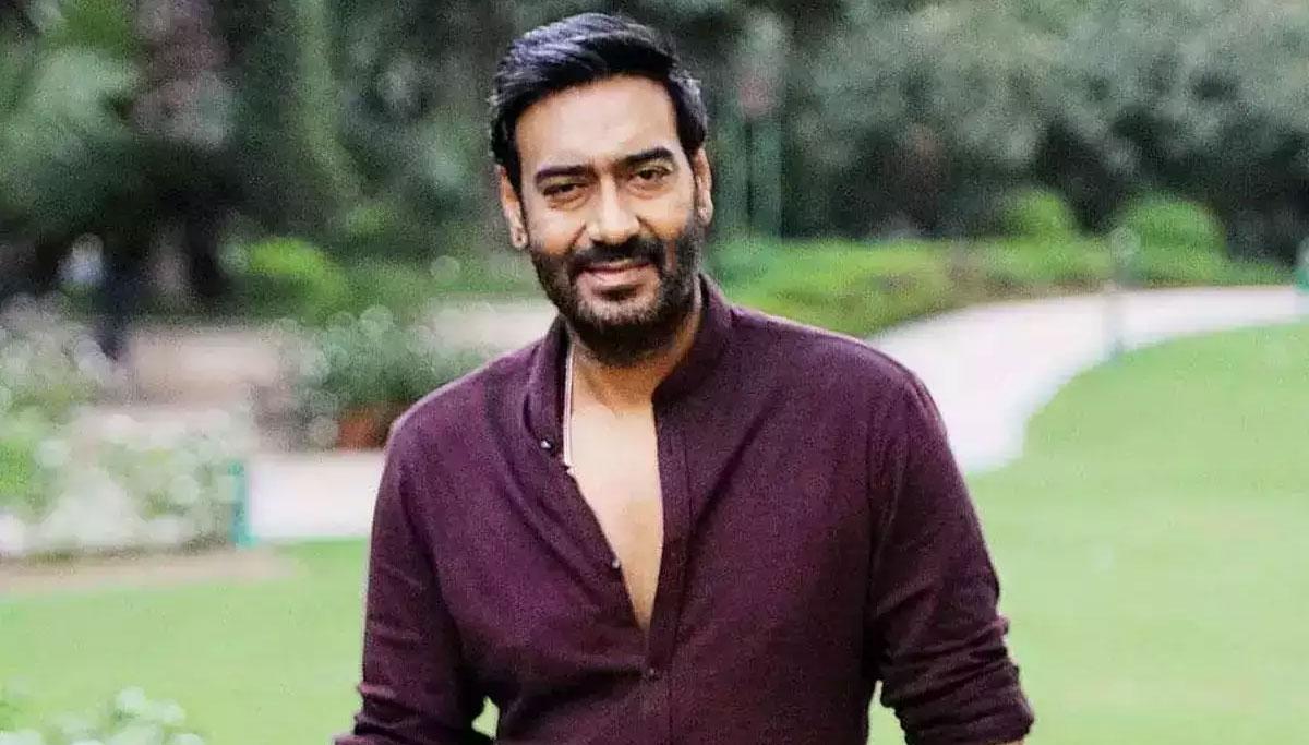 Ajay Devgn in Kaithi Remake