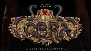 Chiyaan Vikram Cobra First Look Releasing soon