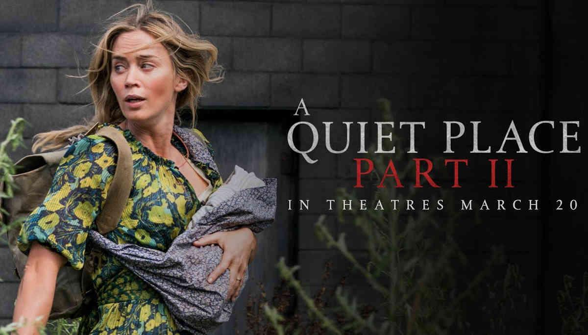 A Quiet Place 2 Special Promo
