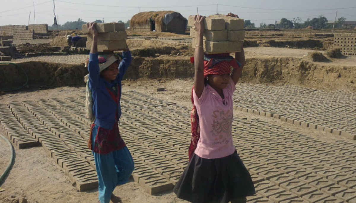 Bonded Laborers Including Children are rescued in Tamil Nadu