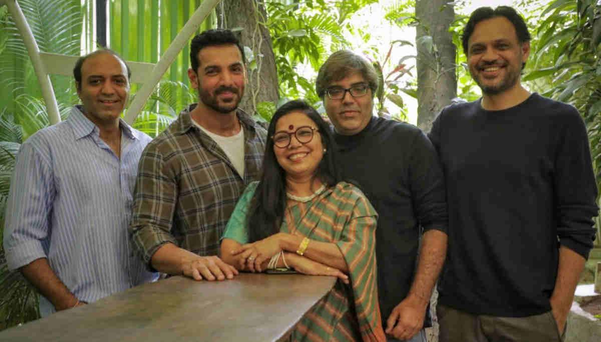 Actor John Abraham to fund a biopic on Revathi Roy