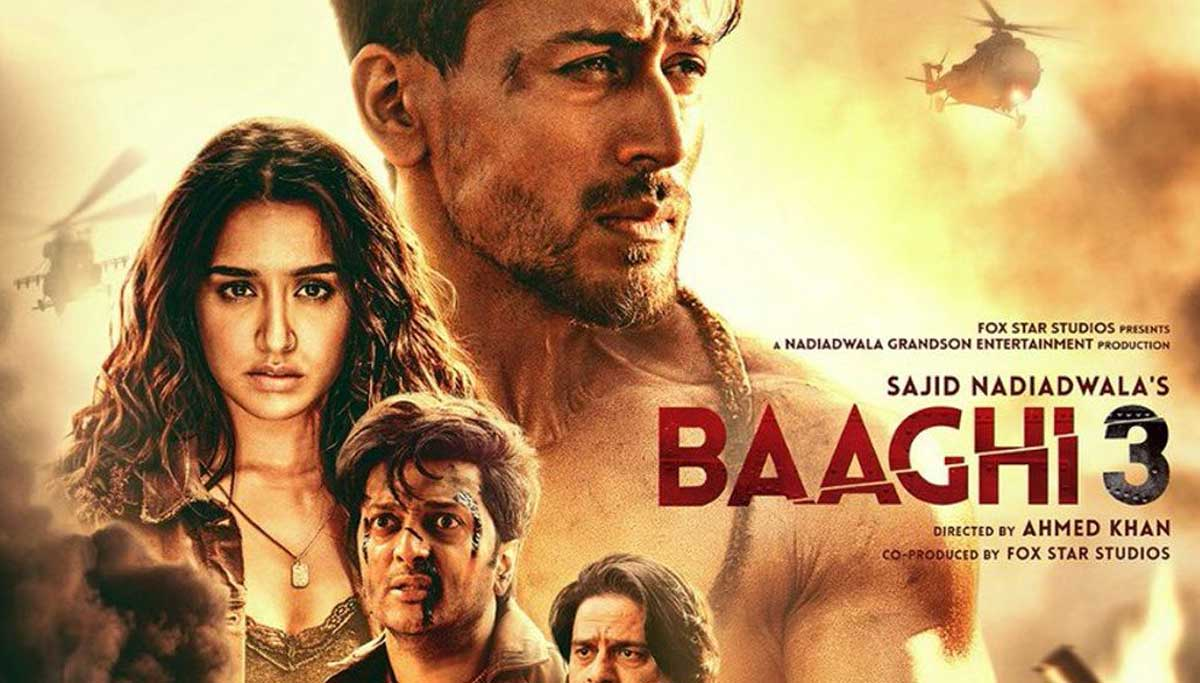 Baaghi 3 Box Office Collection