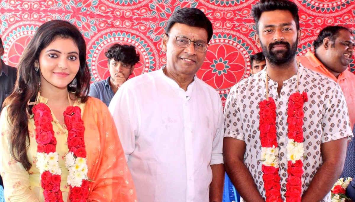 Shanthanu Bhagyaraj Team up