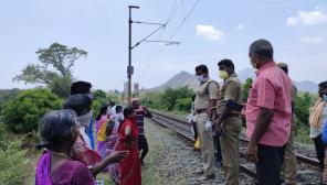 Tamil Nadu Police Ensuring the Lockdown