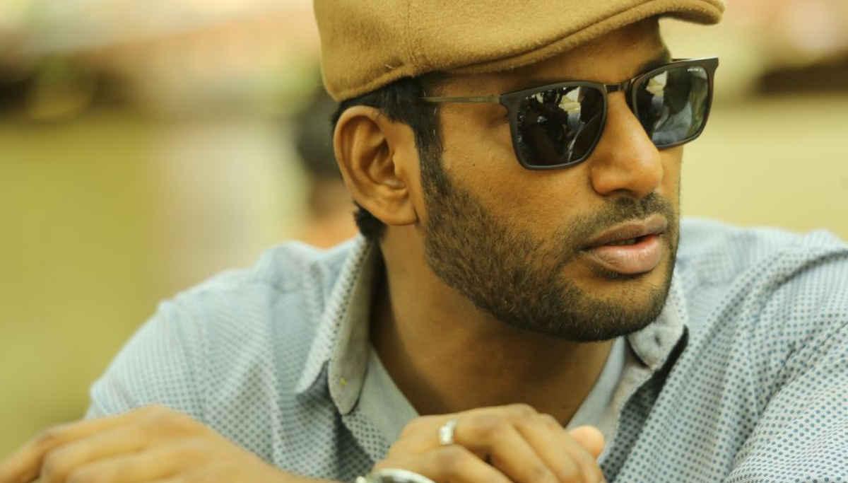 Actor Vishal to Make a Directorial Debut