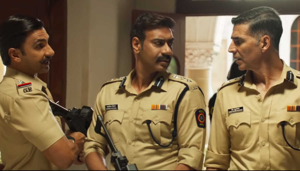Sooryavanshi Trailer is Out
