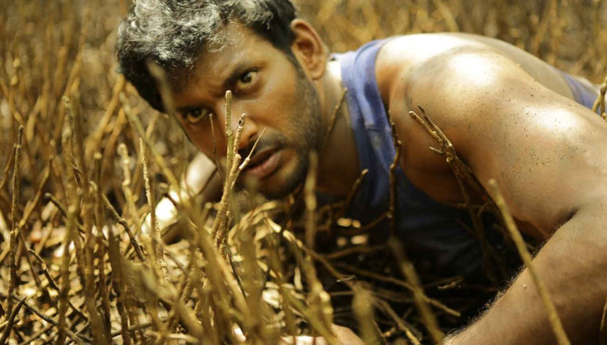 Why Vishal Directing Thupparivaalan 2