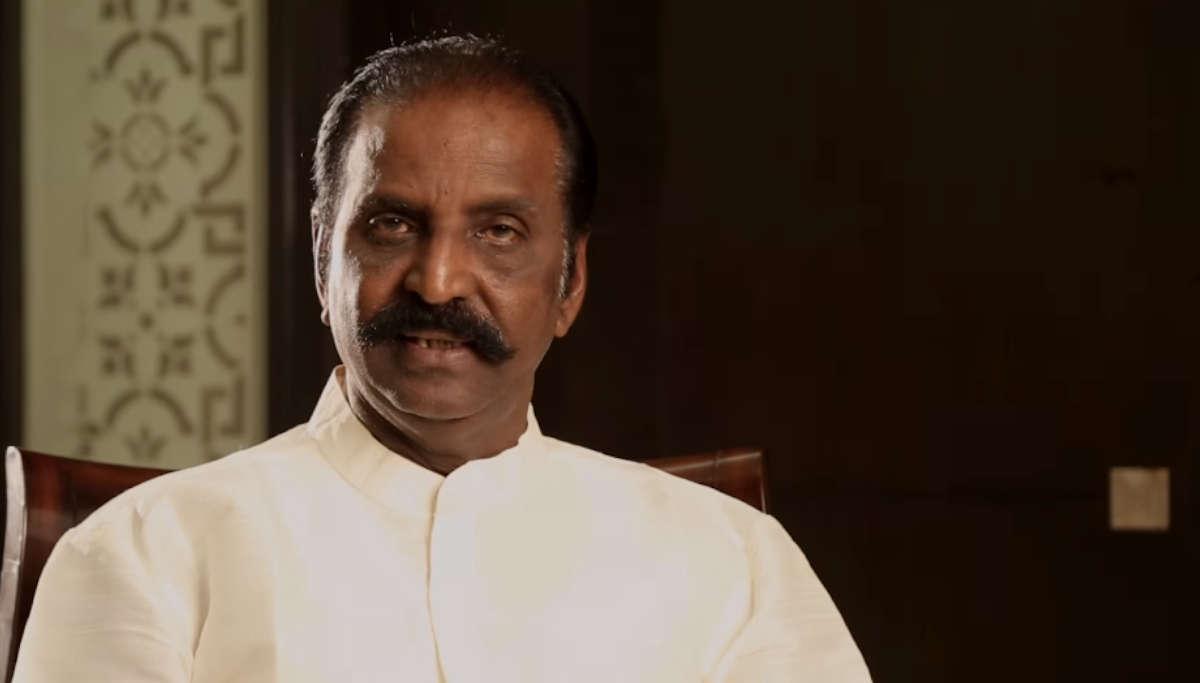 Vairamuthu Talks about DMK Chief Stalin