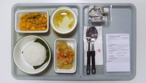 What are the diets followed for the Coronavirus Patients in Chennai