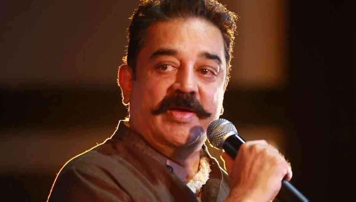 Kamal Haasan Wants the Government to take care the poor and daily waged