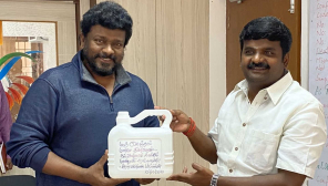 Actor Parthiban to Help the government