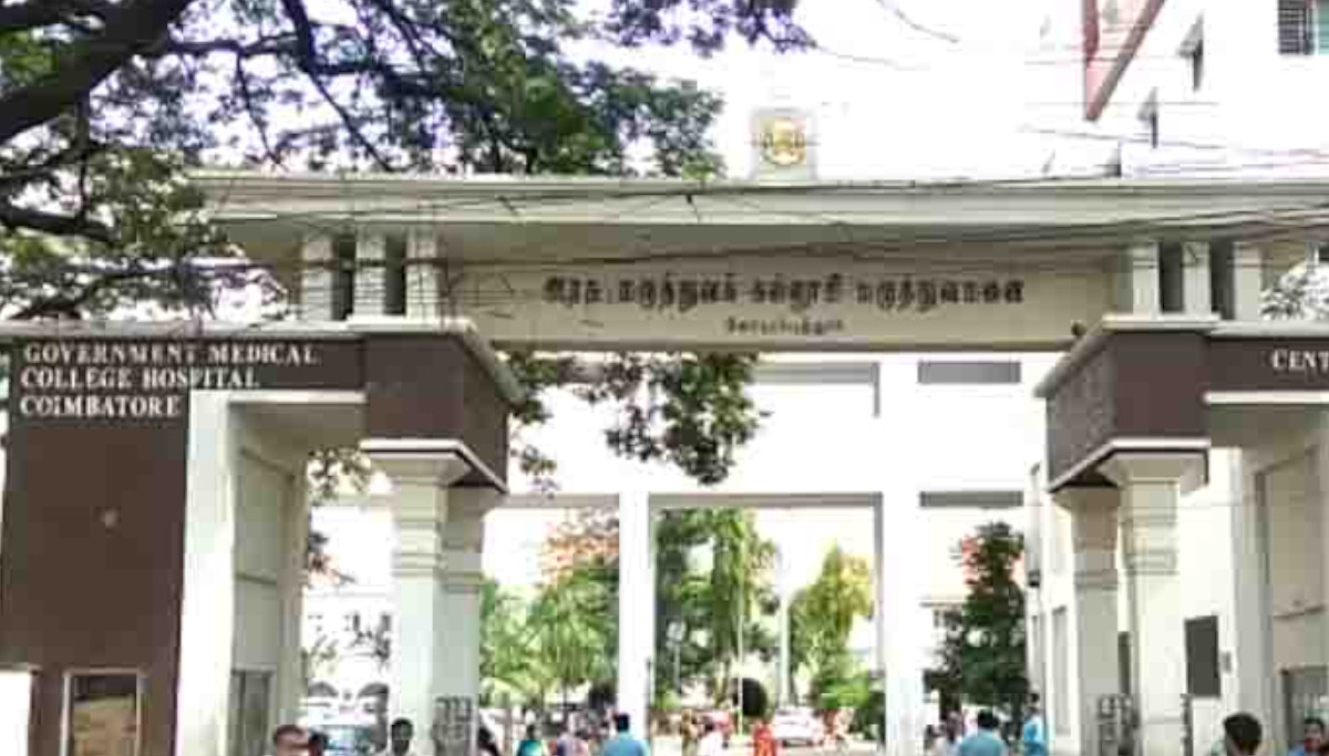 Thailand National Dies in Coimbatore GH