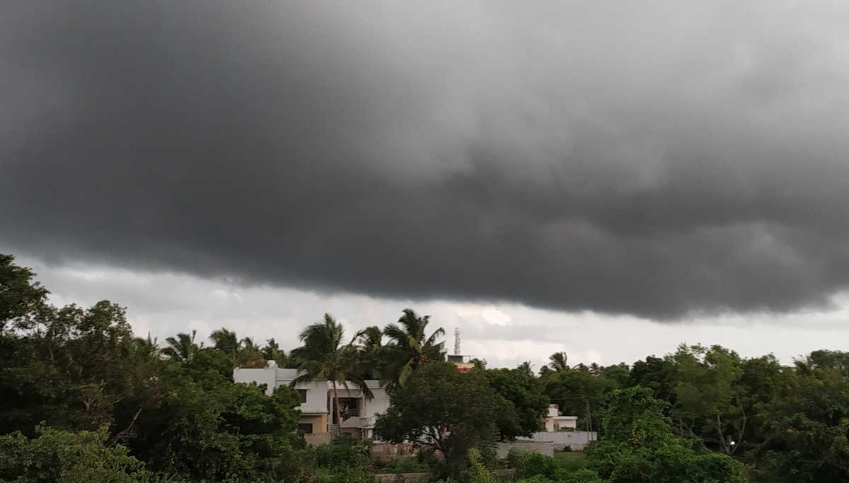 Chances for Rain in Southern Tamil Nadu