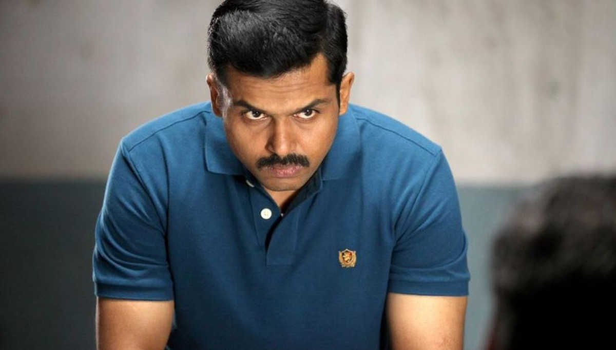 Actor Karthi Seeks Fast Justice for Pollachi Gang Rape Issue