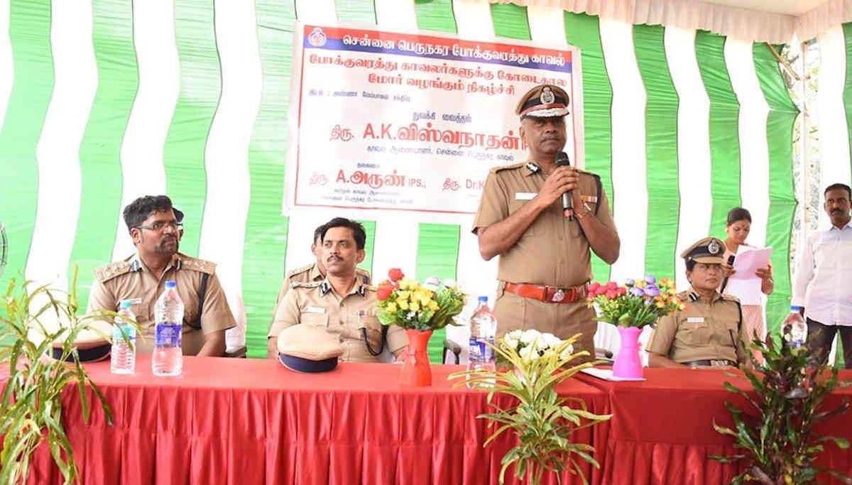 AK Viswanathan on Lockdown in Tamil Nadu