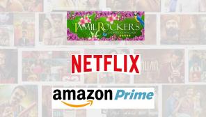 Coronavirus Lockdown: Tamilrockers, Amazon, and Netflix