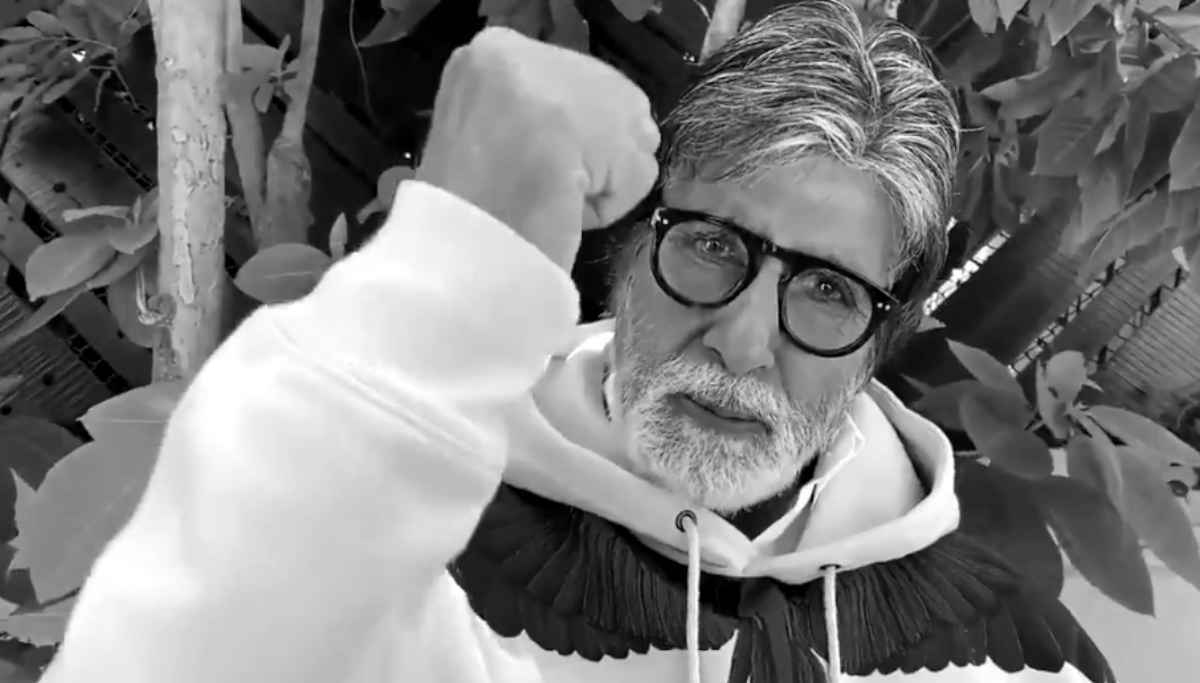 Big B and Rajini Joining Hands to do a shortfilm