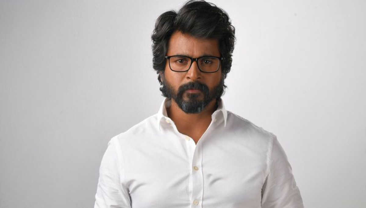 Sivakarthikeyan Donates Rs 25 Lakhs to the CM Relief Fund
