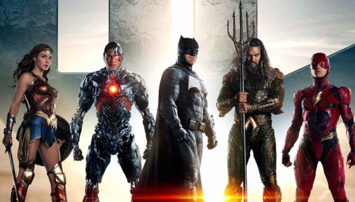 Release Date of Justice League 2